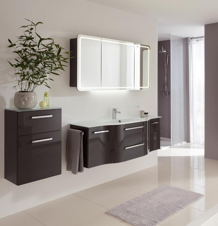 pelipal contea bad highboard mit w schekippe 45 cm ct mkl. Black Bedroom Furniture Sets. Home Design Ideas