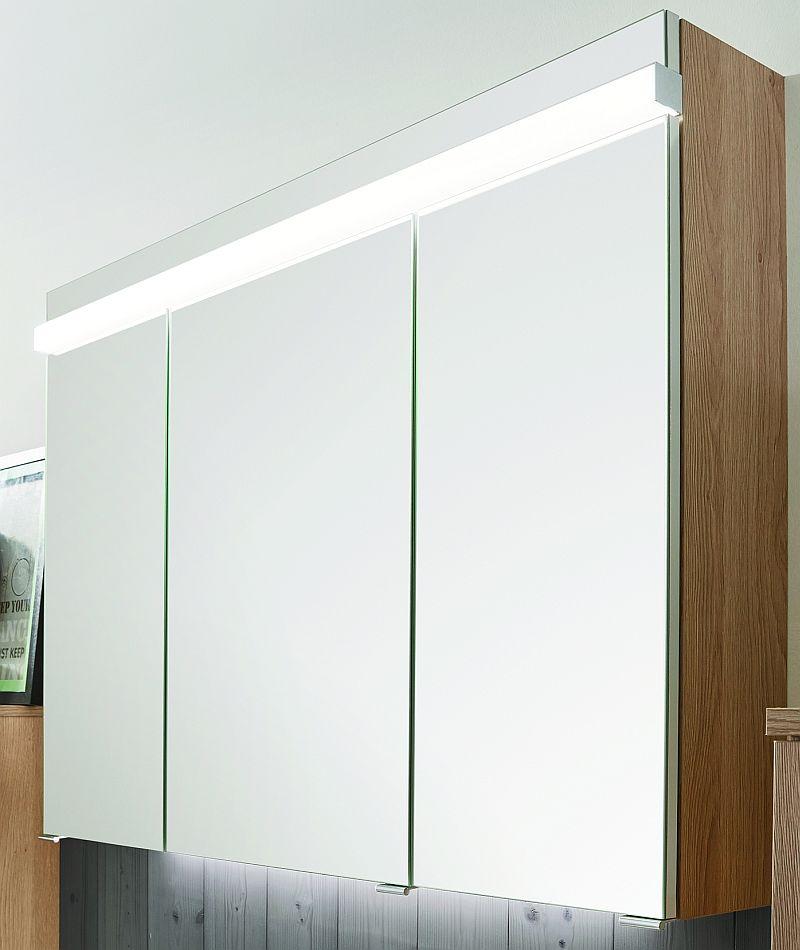 puris ace bad spiegelschrank 100 cm breit s2a431s72. Black Bedroom Furniture Sets. Home Design Ideas