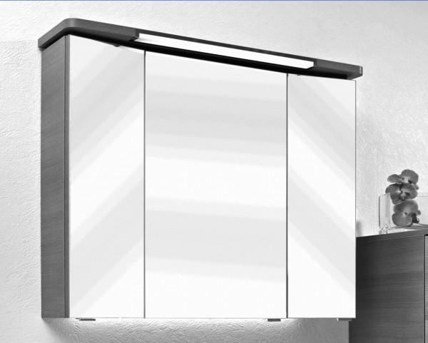 Pelipal Pineo Spiegelschrank 3D 80 cm breit PN-SPS 22