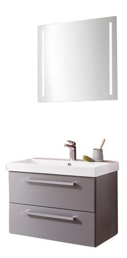 Puris Protection1 - Badmöbelset 1 - 70 cm / mit Flächenspiegel