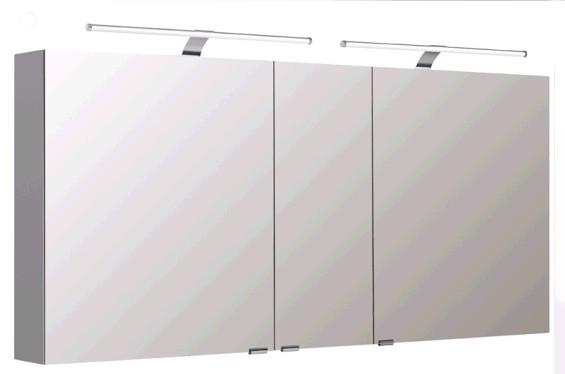 Pelipal Spiegelschrank 150 cm S5-SPSD 27 - Neutraler Spiegelschrank