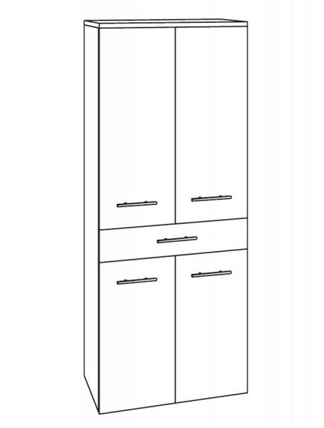 Marlin Bad 3250 Bad-Mittelschrank 60 cm breit MTST6F