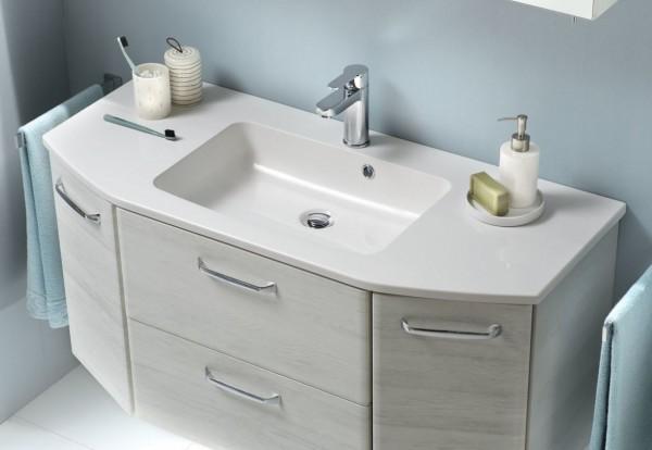 Pelipal 936 Amora - Waschtisch mit Unterschrank 112 cm