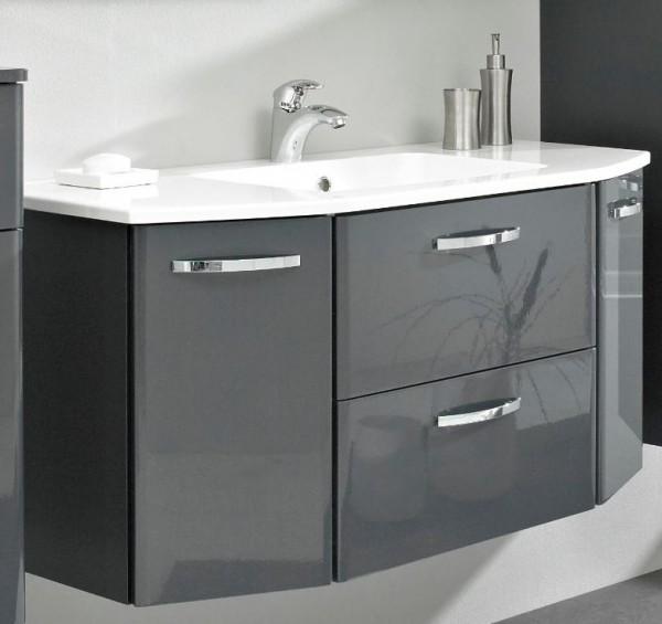 Pelipal 327 Velo - Waschtisch mit Unterschrank 110 cm breit