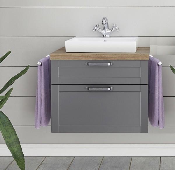 Pelipal Solitaire 9030 Waschtisch mit Unterschrank 58 cm breit