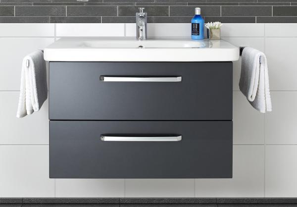 Pelipal Waschtischunterschrank für Waschtisch Duravit - DuraStyle maßvariabel - von 65 cm - 130 cm