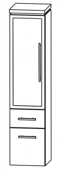 Puris Cool Line Bad-Mittelschrank 30 cm breit MNA883B5M