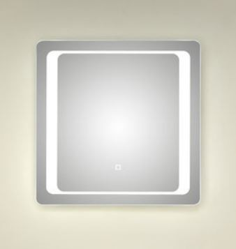 Pelipal 357 Capri - Badspiegel mit umlaufender Beleuchtung / 50 cm