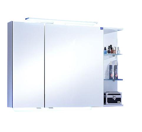 Marlin Bad 3130 - Azure Spiegelschrank 100 cm breit SFLAR10L / SFLAR10R