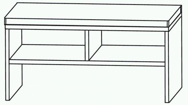 Puris Bad-Sitzbank 90 cm breit SETBANK9