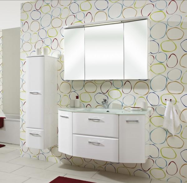Pelipal Granada Badmöbel Set 112 cm breit - Set 4