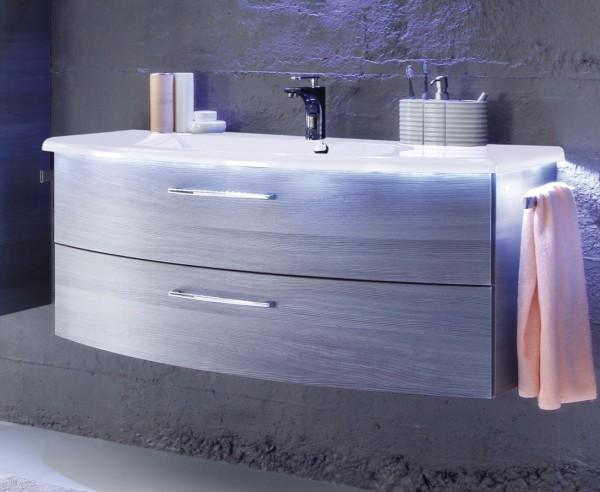 Pelipal Solitaire 7005 Waschtisch mit Unterschrank 124 cm breit