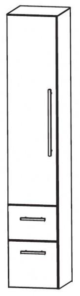 Puris Vuelta Bad-Hochschrank 30 cm breit HNA08305