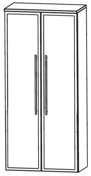 Puris Star Line Bad-Mittelschrank 60 cm breit MNA816B7