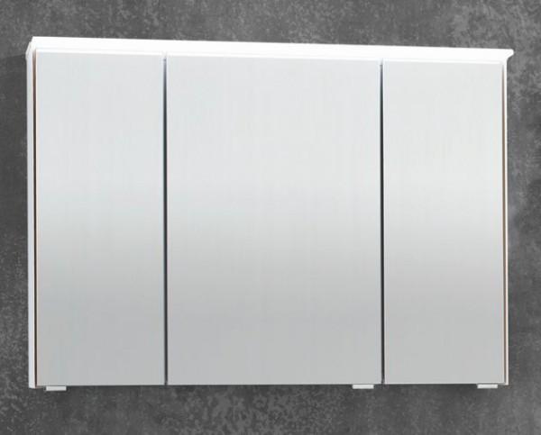 Puris ice line spiegelschrank 90cm breit s2a439a89 badm bel 1 for Spiegelschrank 40 cm breit