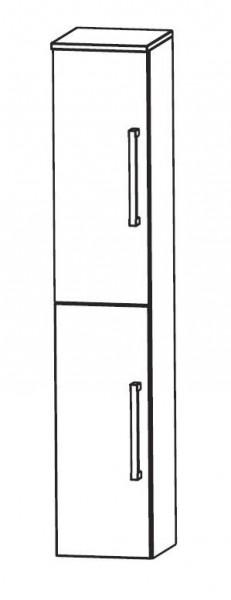 Puris Speed Bad-Hochschrank 30 cm breit HNA033A