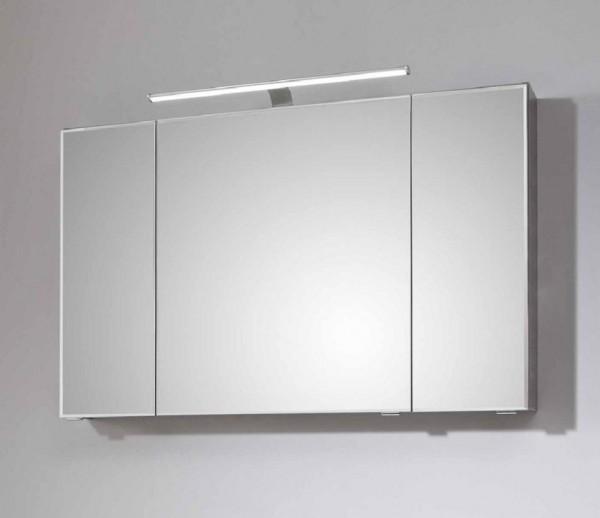 Pelipal Solitaire 6110 Spiegelschrank mit LEDplus-Aufsatzleuchte 110 cm breit 6110-SPS 11