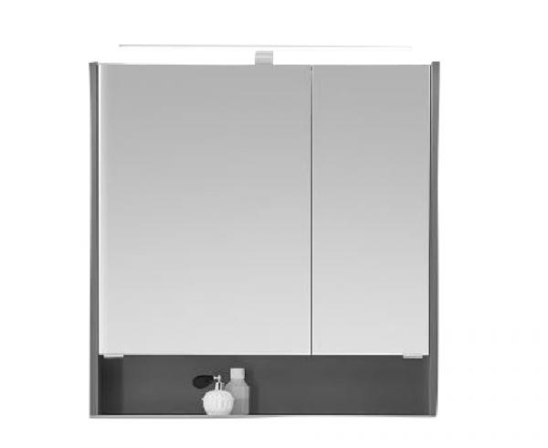 Pelipal 6040 Bad-Spiegelschrank mit offenem Fach / 73 cm SENE00273