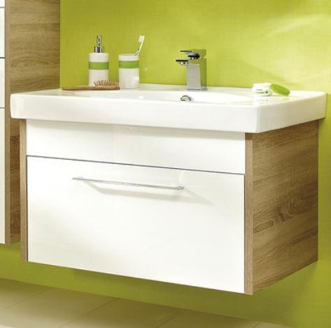 Pelipal 382 Lagos - Waschtisch mit Unterschrank 80 cm