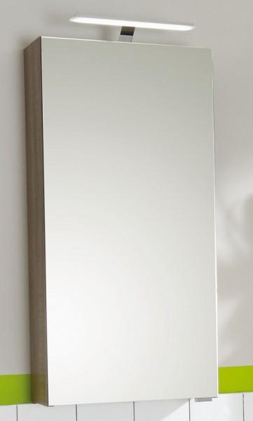 Puris for guests Bad-Spiegelschrank 40 cm breit S2A514B1D L/R