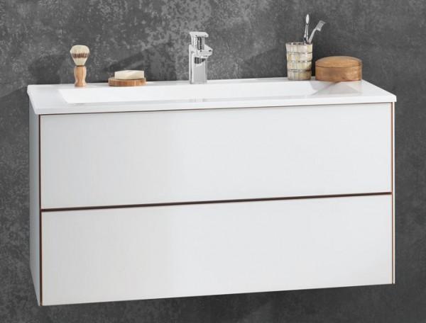 Puris Ice Line Waschtisch mit Unterschrank 62 cm breit