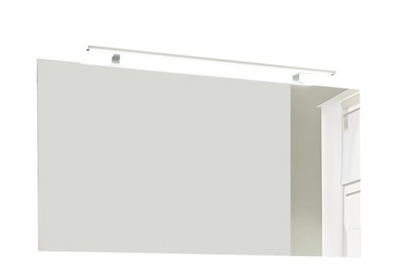 Puris d.light Badspiegel 120 cm breit FSA412B01