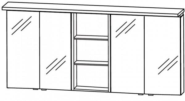 Puris Swing Spiegelschrank 180 cm breit SET41182