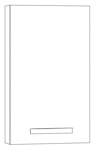 Marlin Bad 3100 - Scala Bad-Oberschrank 40 cm breit OT40D / OLT4