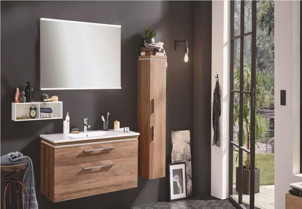 Puris Cool Line Badmöbel Set 62 cm breit kombinierbar – Keramik