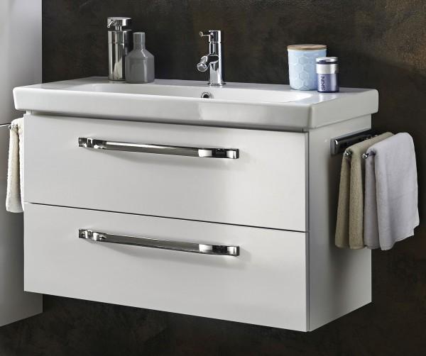 Marlin Bad 3060 Waschtisch mit Unterschrank 85 cm breit