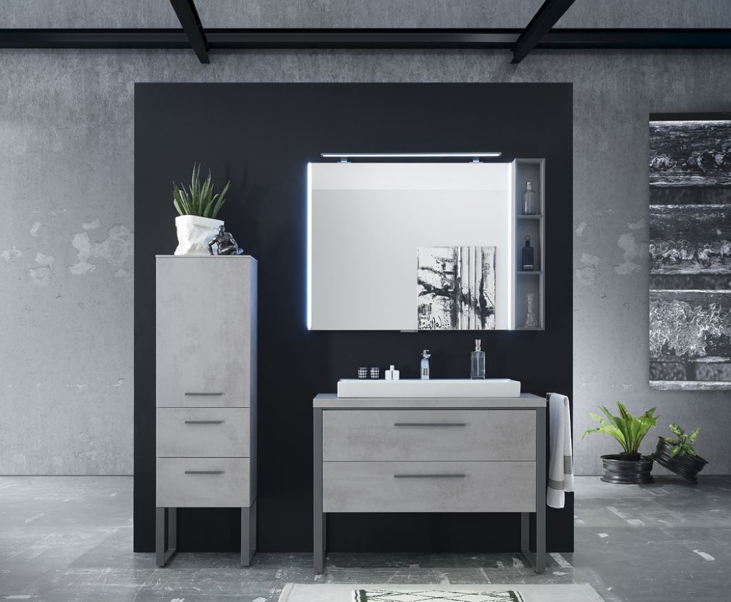 pelipal solitaire 9025 bad midischrank 9025 msw 45 04. Black Bedroom Furniture Sets. Home Design Ideas