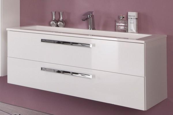 Puris Star Line Waschtisch mit Unterschrank 120,6 cm breit – Mineralguss