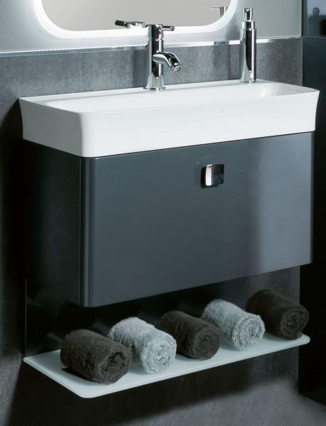 marlin g stebad 3010 2 ocean waschtisch mit unterschrank 60 1 cm breit badm bel 1. Black Bedroom Furniture Sets. Home Design Ideas