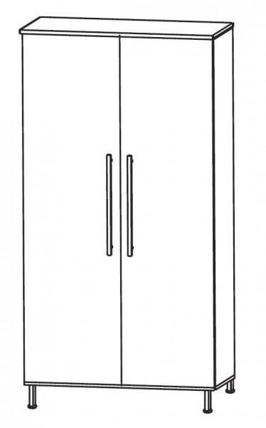Puris Quada Bad-Mittelschrank 60 cm breit MNA716A1S
