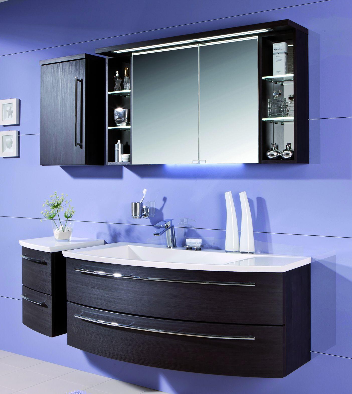puris crescendo badm bel set 120 cm breit badm bel 1. Black Bedroom Furniture Sets. Home Design Ideas