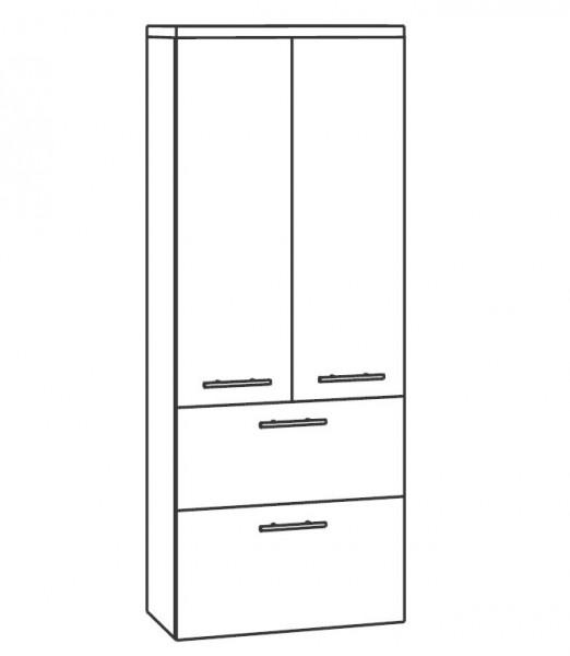 Marlin Bad 3250 Bad-Mittelschrank 60 cm breit MTAA6F