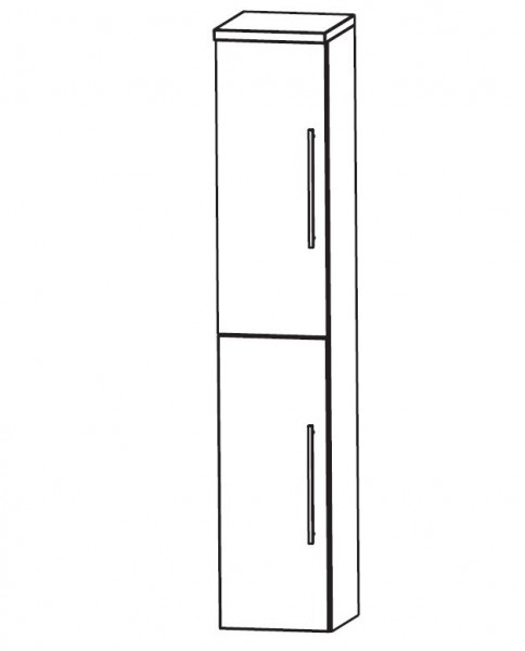 Puris Classic Line Bad-Hochschrank 30 cm breit HNA033A7