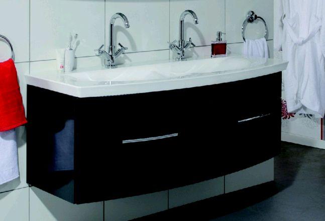 Puris waschtischunterschrank 140 cm breit wua35143m badm bel 1 - Waschtischunterschrank 140 ...