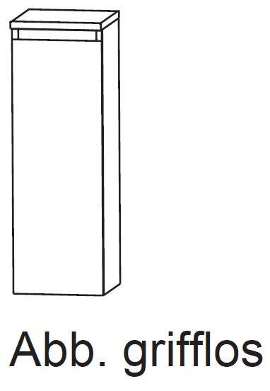 Puris Zoom Bad-Highboard 30 cm breit HBA513B1G