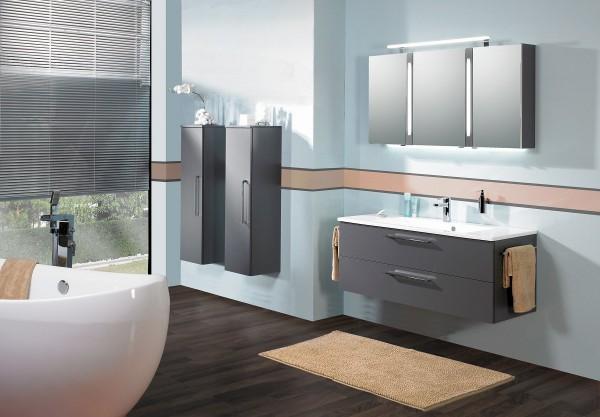 Puris Fresh Badmöbel Set 120,6 cm breit kombinierbar