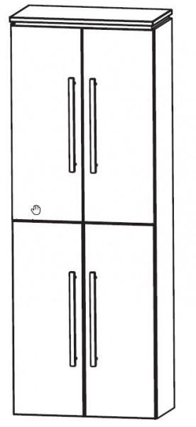 Puris Cool Line Bad-Hochschrank 60 cm breit HNA036A5