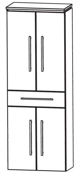 Puris Cool Line Bad-Hochschrank 60 cm breit HNA056A5M