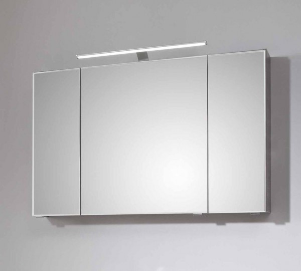 Pelipal Solitaire 6110 Spiegelschrank 110 cm breit 6110-SPS 03 ...