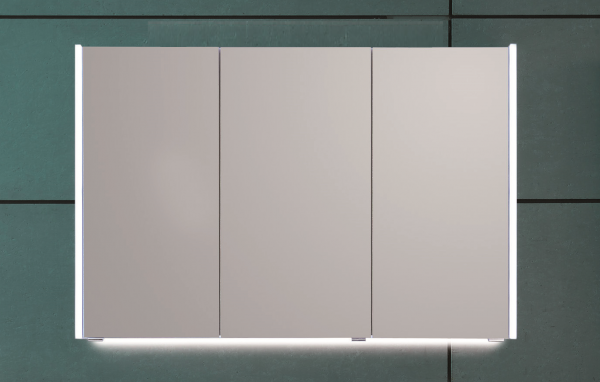 Puris Quada Spiegelschrank 100 cm breit S2A531003