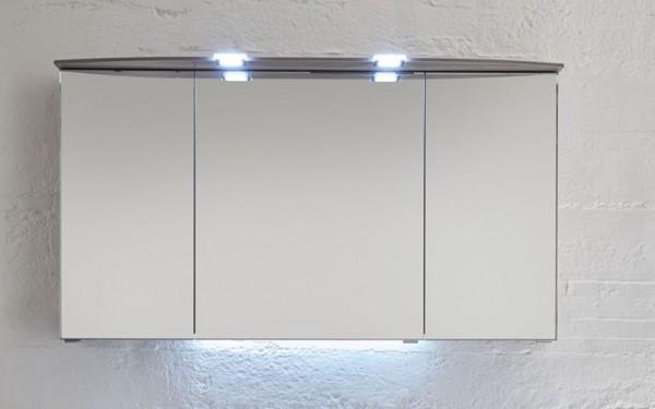 Pelipal Solitaire 6045 Bad-Spiegelschrank mit Kranzbeleuchtung SEKF00113