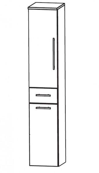 Puris Classic Line Bad-Hochschrank mit Wäschekippe 30 cm breit HNA053A7W