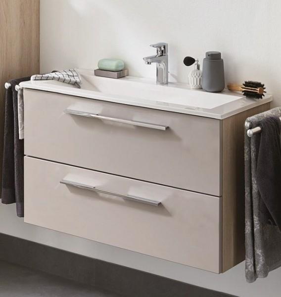 Puris Fine Line Waschtisch mit Unterschrank 62 / 65 cm breit