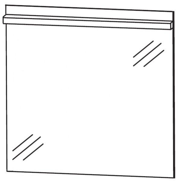 Puris Quada Badspiegel 70 cm breit FSA437072