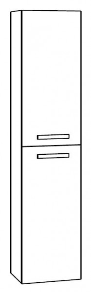 Marlin Bad 3090 – Cosmo Bad-Hochschrank 30 cm breit HTT3 L/R