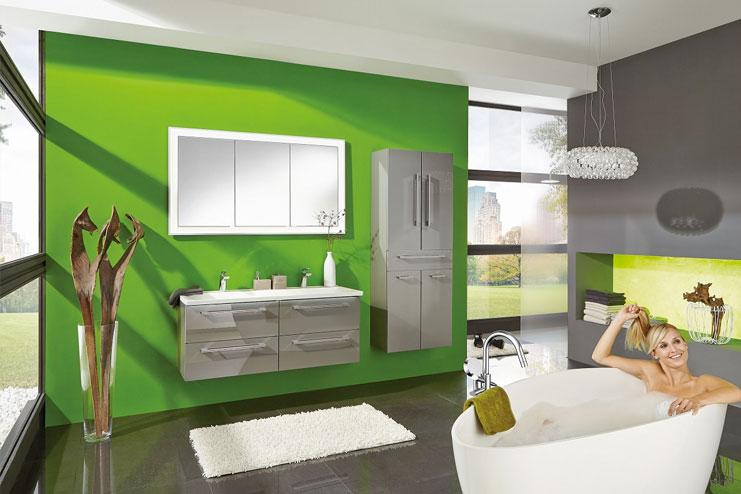 Welche Farben sind gerade in und passen in moderne Badezimmer?